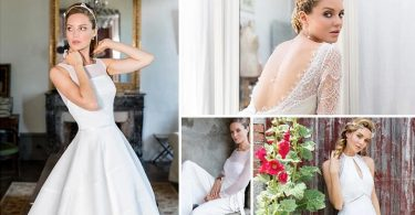 Robes de mariée par Francesco Reli : Collection 2017