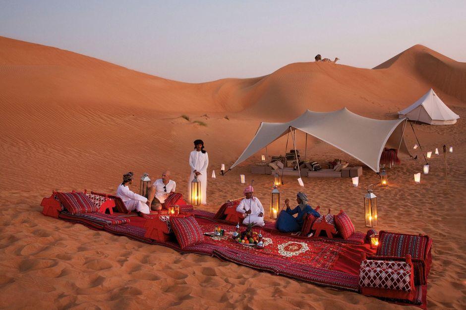 Glamping à Oman