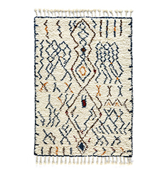 Tapis berbère NAROUM de AM.PM - Decorazine.fr