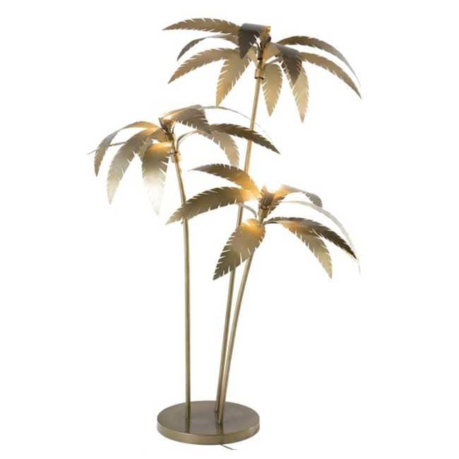 Lampadaire palmier Maisons du Monde Palmier - Decorazine.fr